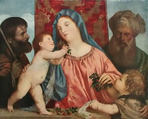 Titian Tiziano Vecellio Portrait of Isabella of Portugal