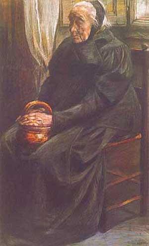 Umberto Boccioni Ritratto di Sophie Popoff