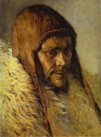 Vasily Vereshchagin Zyrian