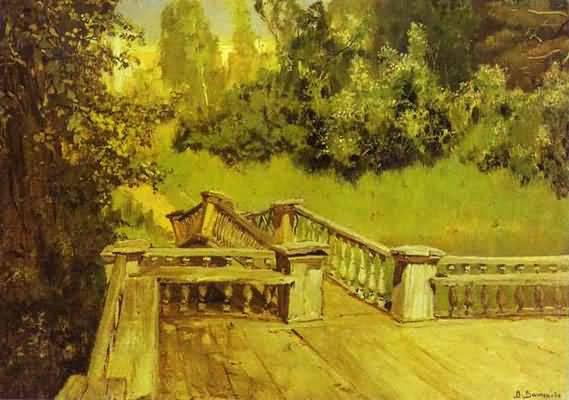 Victor Vasnetsov Akhtyrka