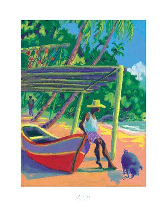Zaue Les Antilles