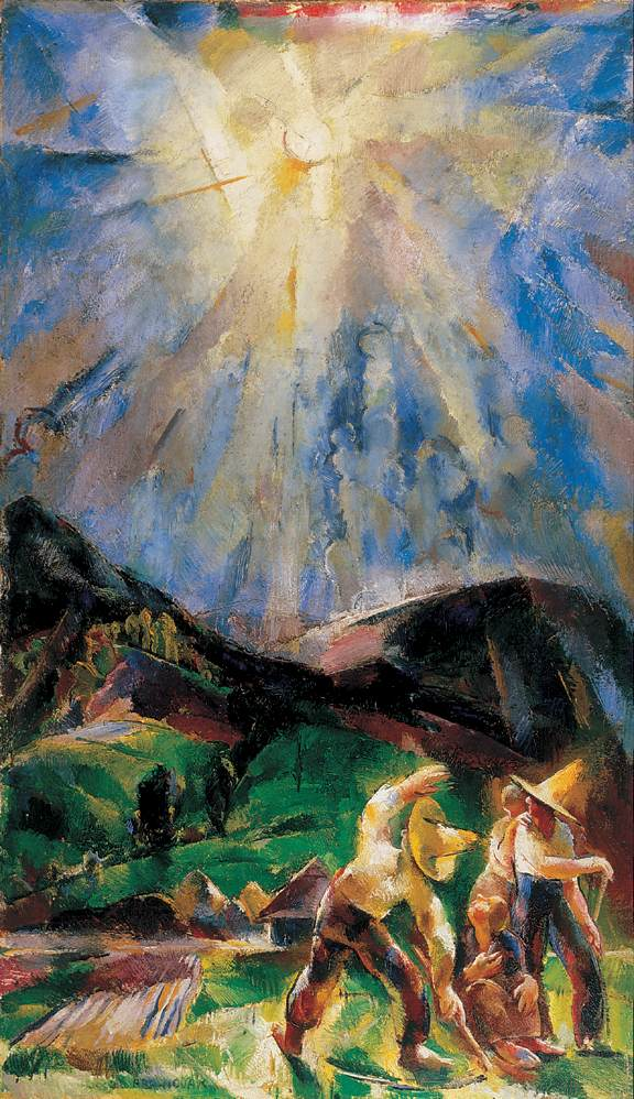 ABA NOVAK Vilmos The Light
