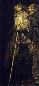 Francisco Goya Two Old Men