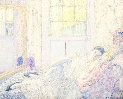 Frederick Carl Frieseke Rest
