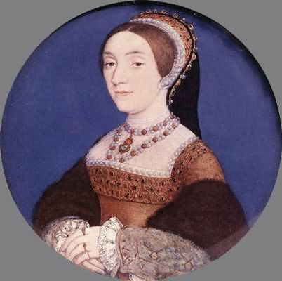Hans Holbein the Younger Portrait of an Unknown Lady Catherine Howard-