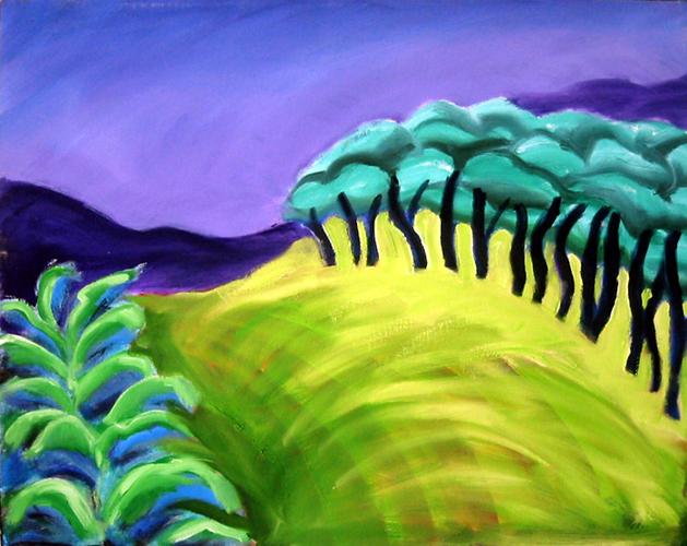 Mary Woronov landscape15