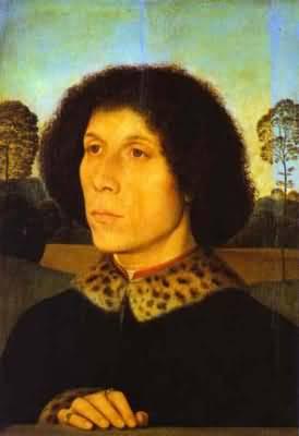 Hans Memling Portrait of a Man