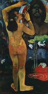 The Moon And The Earth - Paul Gauguin
