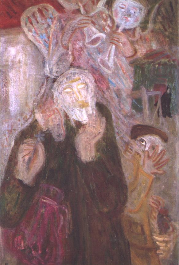 AMOS Imre Kabbalist