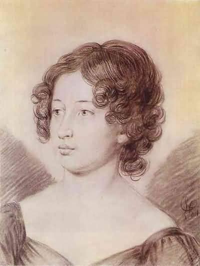 Alexander Orlowski Portrait of a Woman