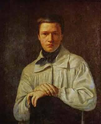 Alexey Tyranov Portrait of a Merchant s Wife