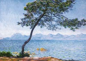 Antibes - Claude Monet