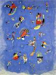 Blu di cielo - Wassily Kandinsky