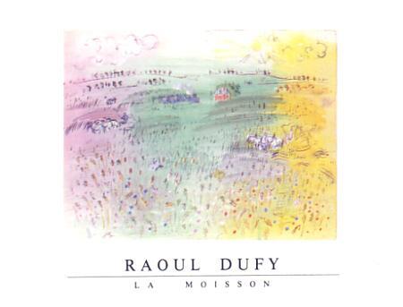 Dufy Raoul La Moisson