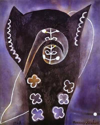 Francis Picabia Courage Le brave