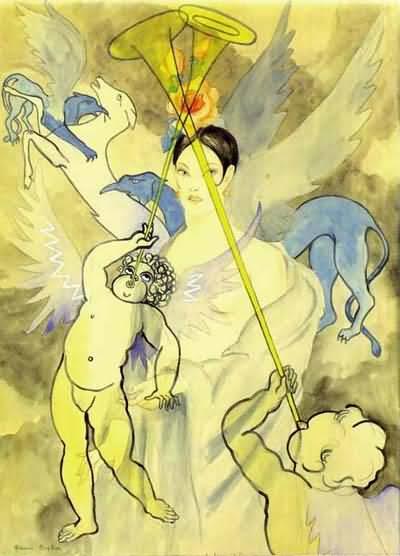 Francis Picabia La femme de l amour