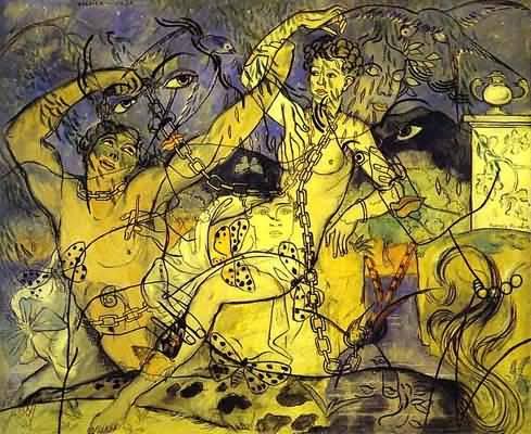 Francis Picabia Villica caja