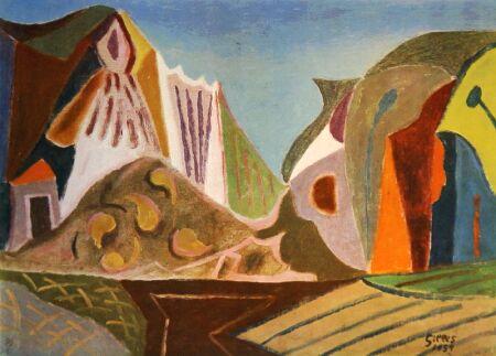 Gilles Werner Landschaft