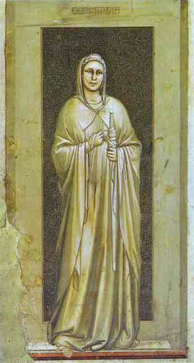 Giotto Temperance