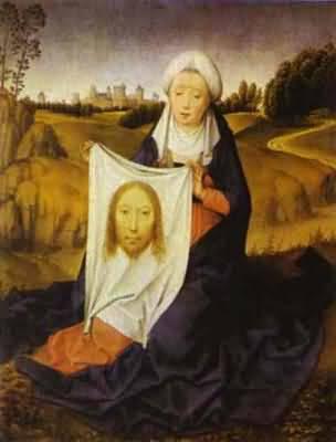 Hans Memling St Veronica