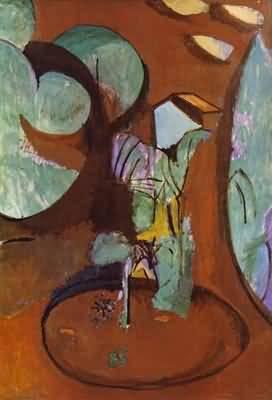 Henri Matisse Garden at Issy