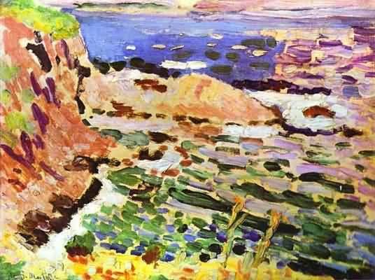 Henri Matisse La moulade