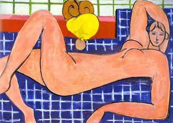 Henri Matisse Pink Nude