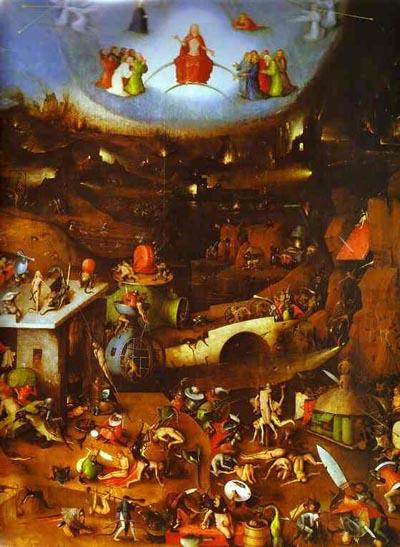 Hieronymous Bosch St. Jerome