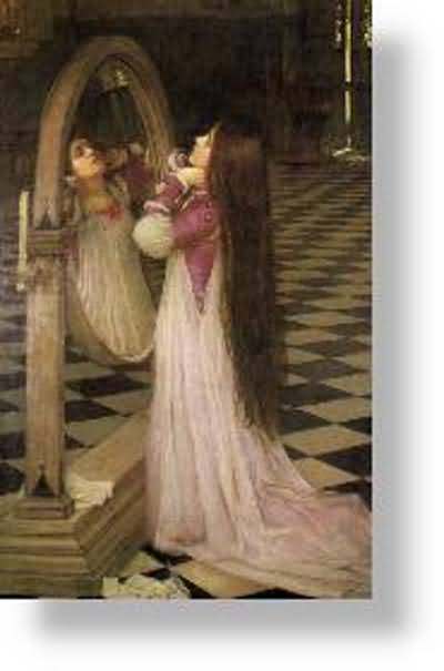 John William Waterhouse Mariana in the South