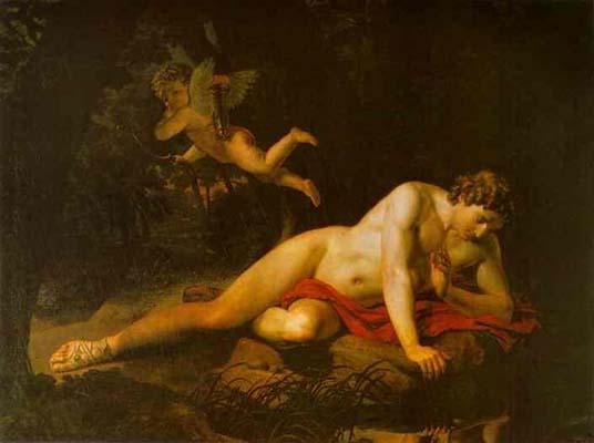 Karl Brulloff Narcissus.