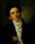 Karl Brulloff Portrait of the Actor A. N. Ramazanov