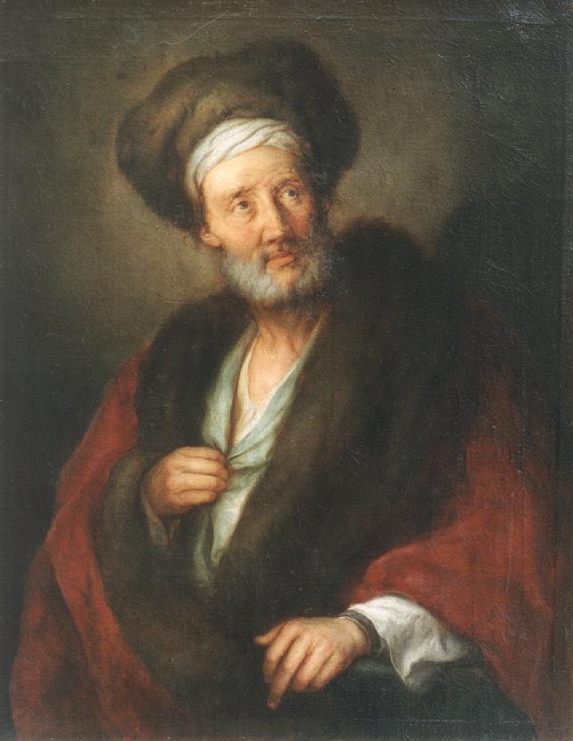 MANYOKI Adam Portrait of a Polish Man