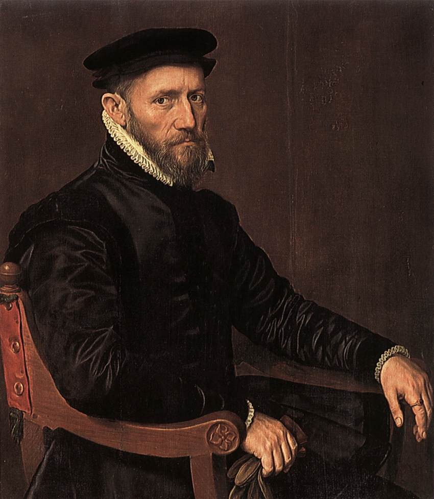 MOR VAN DASHORST Anthonis Sir Thomas Gresham