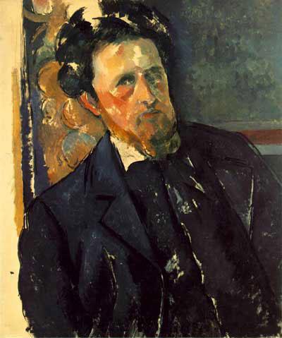 Paul Cezanne Joachim Gasquet