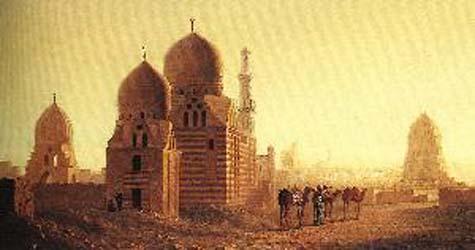 Sanford Robinson Gifford Tombs of the Mamluks