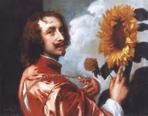 Sir Anthony van Dyck Queen Henrietta Maria