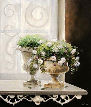 Van Der Valk Karin Blumen am Fenster iia