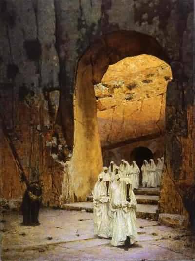 Vasily Vereshchagin Jerusalem Kings Tombs