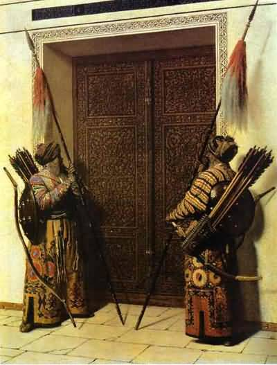 Vasily Vereshchagin The Doors of Tamerlane
