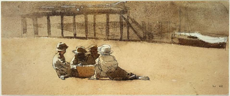 Winslow Homer Florida