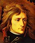 Antoine Jean Gros Napoleon at Arcola Detail