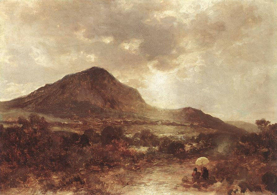 BOHM Pal Landscape with Mountain
