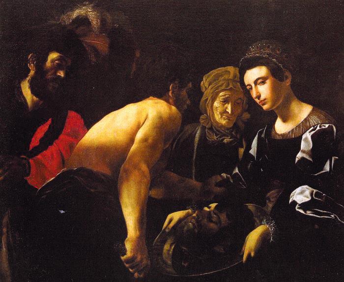 CARACCIOLO Giovanni Battista Salome