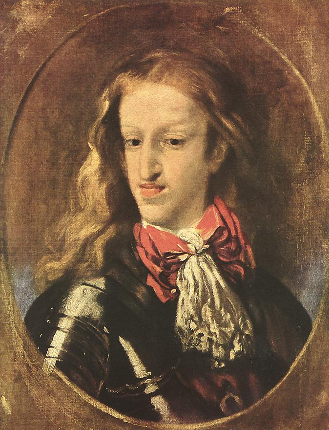 COELLO Claudio King Charles II