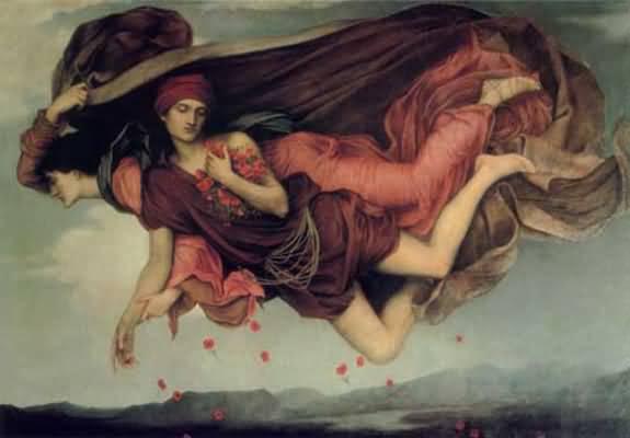 Evelyn de Morgan Night & Sleep
