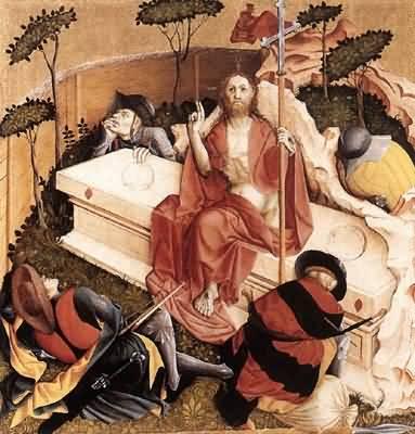 Hans Multscher Resurrection