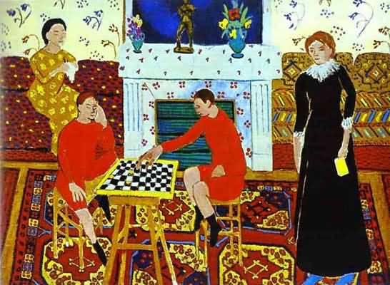 Henri Matisse The Painter s Family