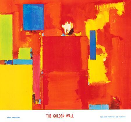 Hofmann Hans The Golden wall