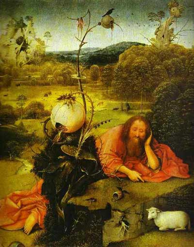 Jan Brueghel the Younger The Testimony of John the Baptist. Detail.