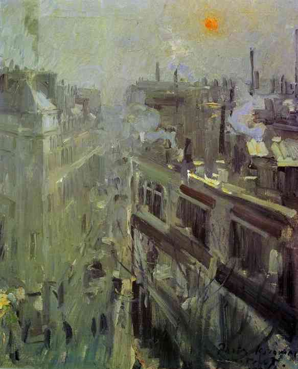 Korovin Constantin Paris